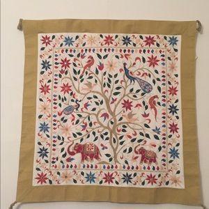 Ten Thousand Villages   Handmade Tapestry